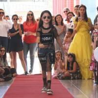 Desfile das Princesas Loja Juli&ana e Mio Bambino em Pádua - RJ
